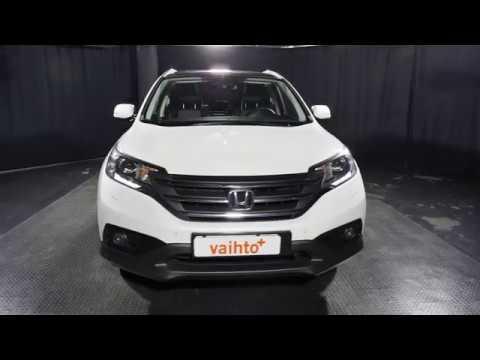 Honda CR-V Executive Aut. - Panorama - Nahkaverhoilu, Maastoauto, Automaatti, Bensiini, Neliveto, BRN-164
