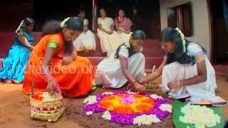 Onam, the national festival of Kerala
