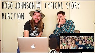 Typical Story   Hobo Johnson (Reaction Video)