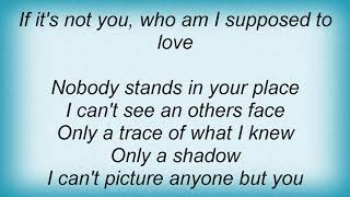 Wynonna Judd - Who Am I Supposed To Love Lyrics