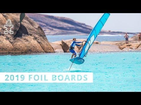 2019 Starboard Foil Boards