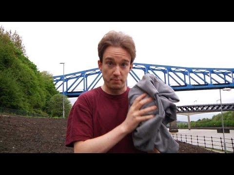 Whatever Happened to Tom's Hoodie?: Tom Scott at Thinking Digital 2013
