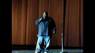Lavell Crawford at JSU Homecoming Comedy Show 2011