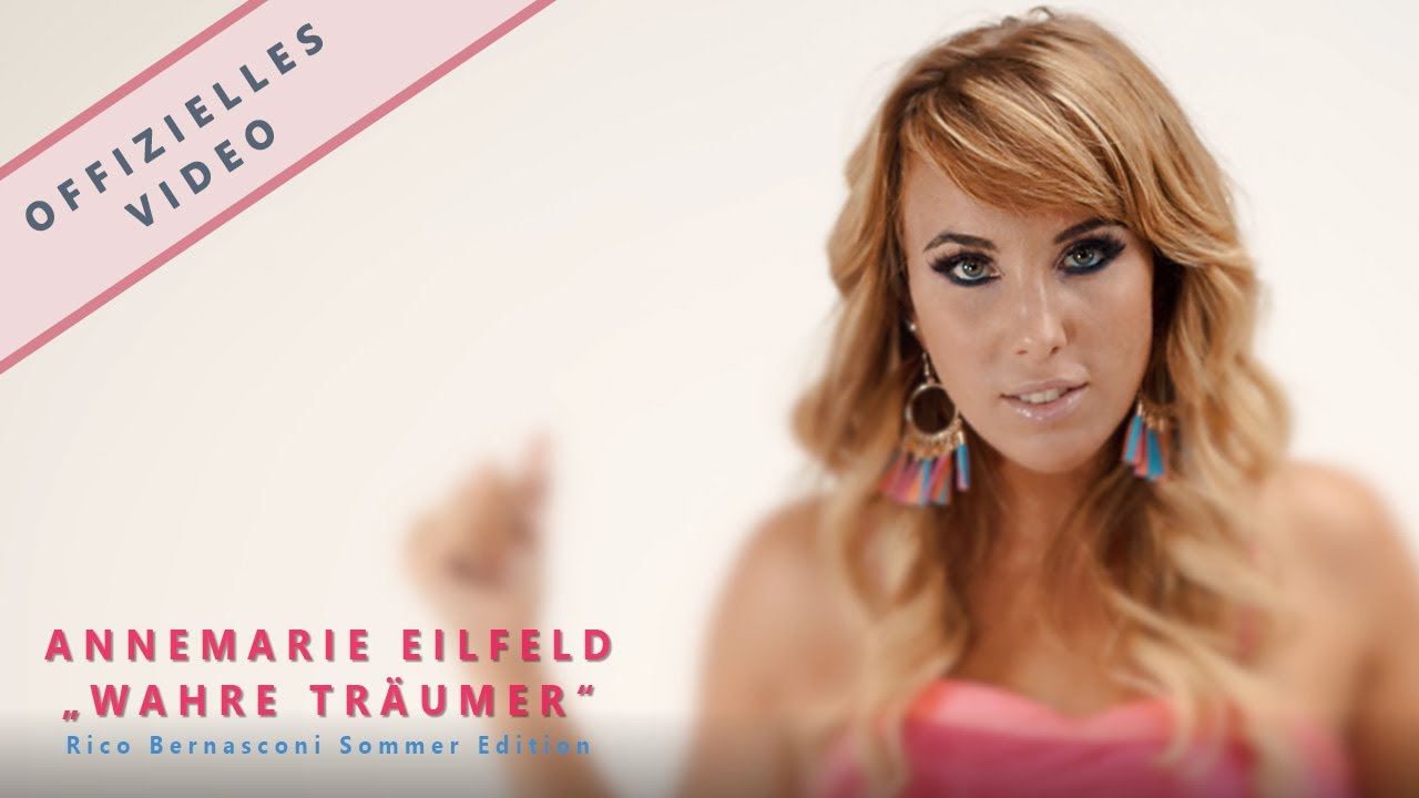 Annemarie Eilfeld – Wahre Träumer (Rico Bernasconi Sommer Edition)