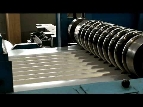 Fabricación de Chapas Onduladas