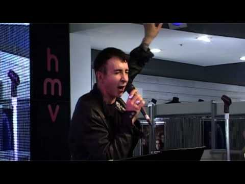 Marc Almond @ hmv Oxford St, London Track 1