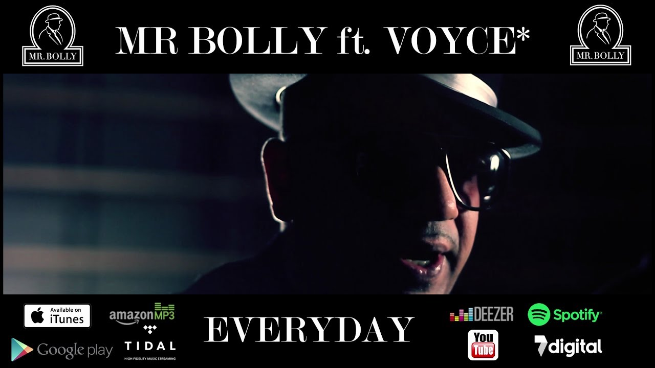 Music Video - Mr. Bolly - Everyday