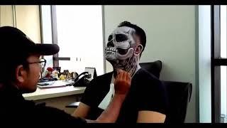 Makeup Halloween Skeleton Jakarta