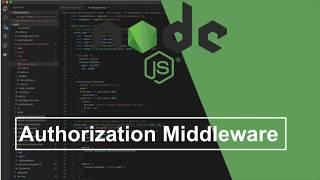 NodeJS / Express Authorization Middleware