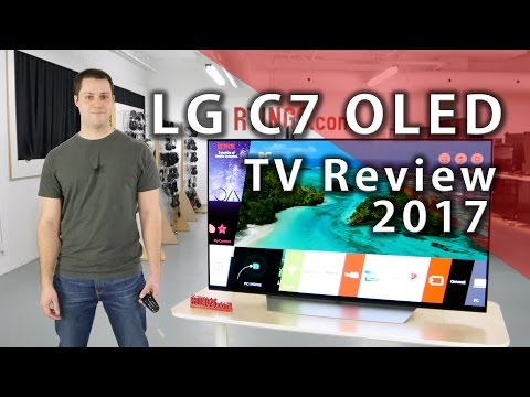 LG C7 OLED 2017 TV Review - Rtings.com