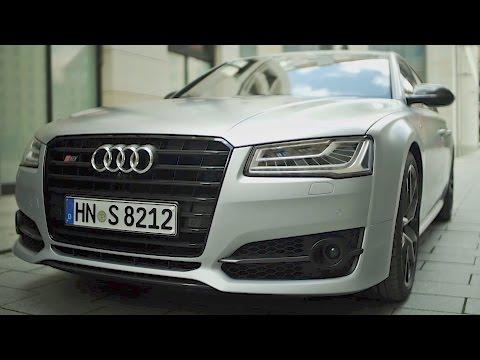 Audi S8 Plus [2017] Test Drive & Review (Deutsch/German) ///Lets Drive///
