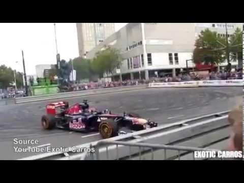 F1 Max Verstappen's embarrassingly funny crash