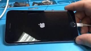 iPhone 6 не заряжается, не включается, быстро разряжается аккумулятор. Ремонт в г. Кострома