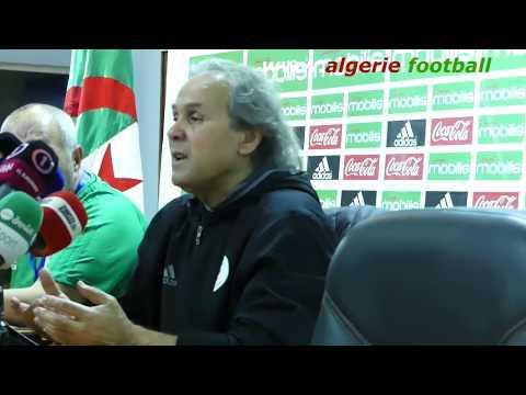 Les réactions : Algérie - Cap Vert