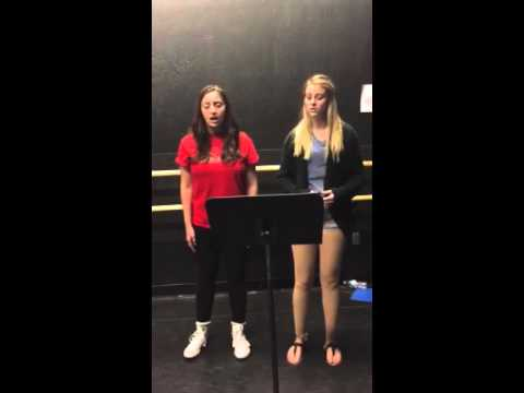 Stone Cold Duet - Ava and Jayda
