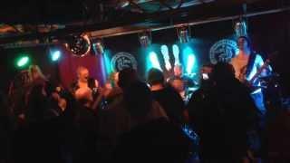 Rauk live at hammer Bar, Visby 20140228