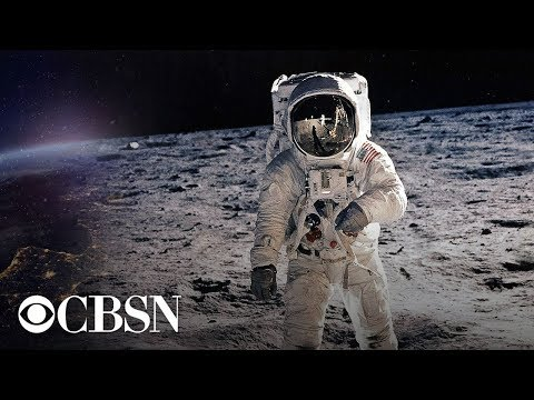 CBS is streaming their live coverage of the Apollo 11 launch, hosted by Walter Cronkite, as it happened exactly 50 years ago this day on July 16, 1969.