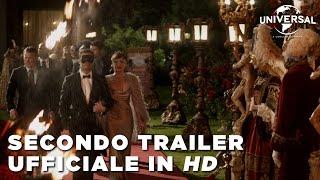 CINQUANTA SFUMATURE DI NERO  Secondo Trailer Italiano