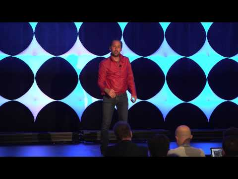 Digital Marketing Summit at SMX West - Justin Sanger of SupportLocal