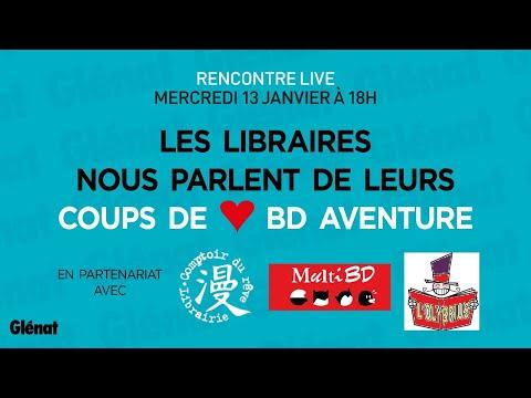 Vidéo de Jean Dufaux
