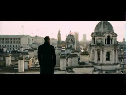 Агент 007- Координаты Скайфолл (Skyfall) - Русский трейлер (HD)