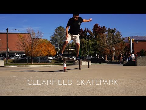 Skate Utah | Quick Clearfield Skate Session