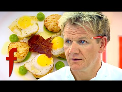 Customer Complains To Gordon Ramsay His Plate Was Too Oily | The F Word
