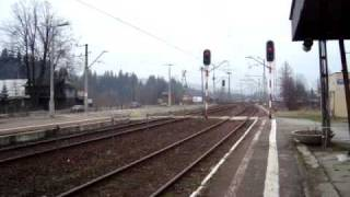preview picture of video 'IC 13413 TATRY - Poronin 06.12.09r.'