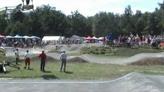 preview picture of video 'Deutsche BMX Meisterschaft 2009 Plessa'