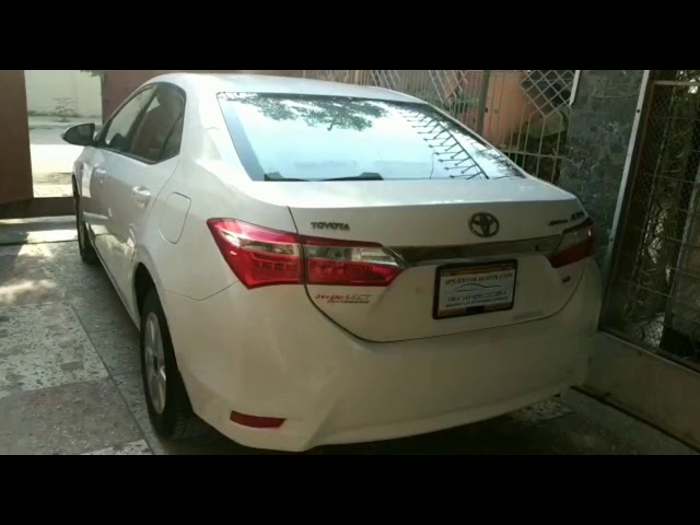 Toyota Corolla Altis Automatic 1.6 2015 for Sale in Karachi