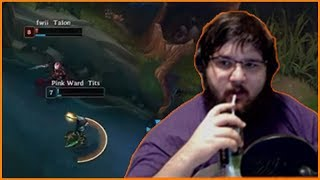 Pinkward's Next Level Bait with Clown's Clone - Best of LoL Streams #292