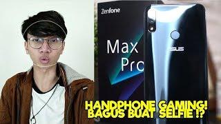 Harga 2Jutaan Untuk HANDPHONE GAMING!? - Zenfone Max Pro M2