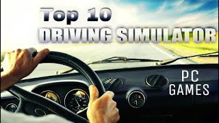 Top 10 Driving Games Awesome graphics for pc