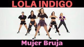 Lola Indigo   Mujer Bruja  ♫ Karaoke   Letra   Instrumental