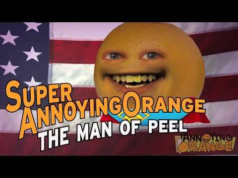 Otravný Pomeranč - Superman parodie - Fénix ProDabing