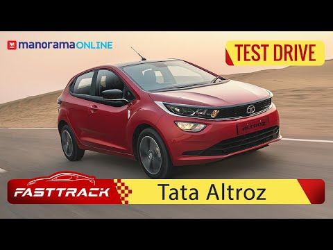 Tata Altroz | Malayalam Test Drive Review | Manorama Online