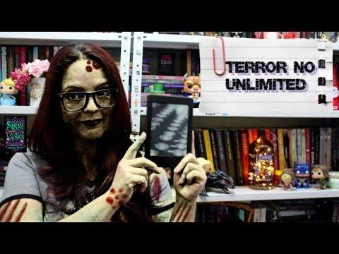 Cinco Livros de Terror no Kindle Unlimited |   Dicas da Sissi