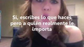 Good Bye Twitter - Miley Cyrus (Traducida al español)