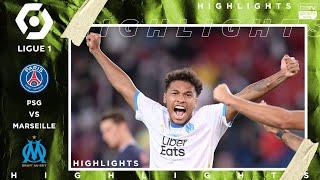 PSG 0 - 1 Marseille (Le Classique) - HIGHLIGHTS & GOAL - 9/13/20