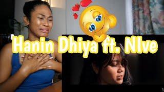 Hanin Dhiya Feat NIve   Where Is The Love | Reaction