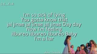 Apink - I'm so sick [Lyrics]