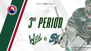 Barracuda vs. Wild | Jan. 17, 2020