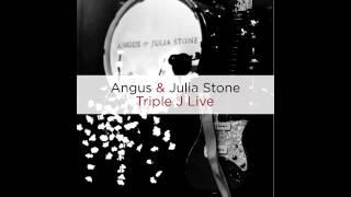 Angus & Julia Stone - Triple J Live - Black Crow