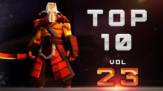DotA 2 - Top 10 Vol. 23