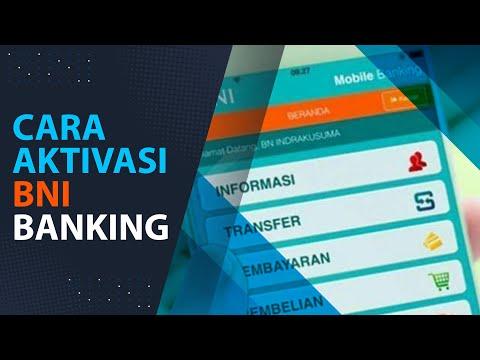 Cara Aktivasi BNI Mobile Banking melalui Aplikasi