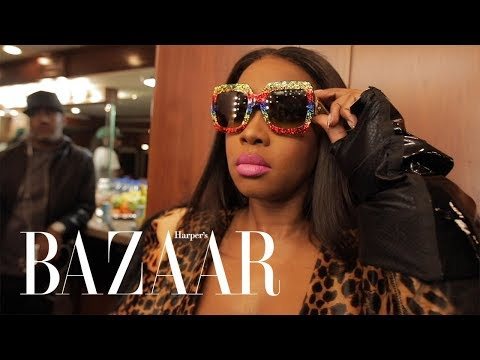 Behind The Scenes of Remy Ma's