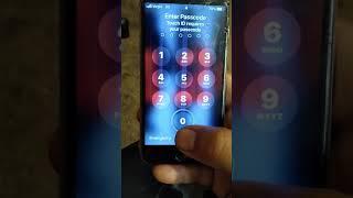 HOW TO UNLOCK BROKEN IPHONE