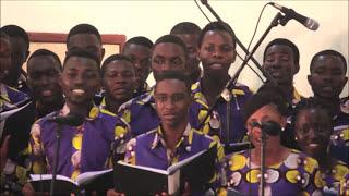 Ka W'asɛm Kyerɛ Jesus (varied With Minsi Dɛn) - GHAMSU Choir UCC Local