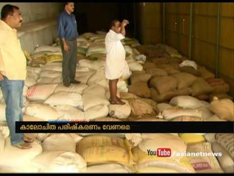 Poor quality rice supply at ration depots   Asianet News investigation