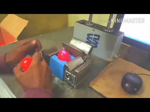 LED Bulb Laser Marking Machine